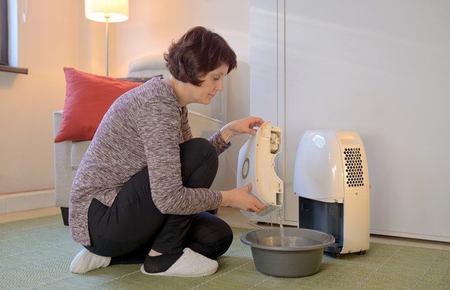 Use A Dehumidifier!