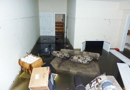 Water Damage Restoration Clinton Twp MI
